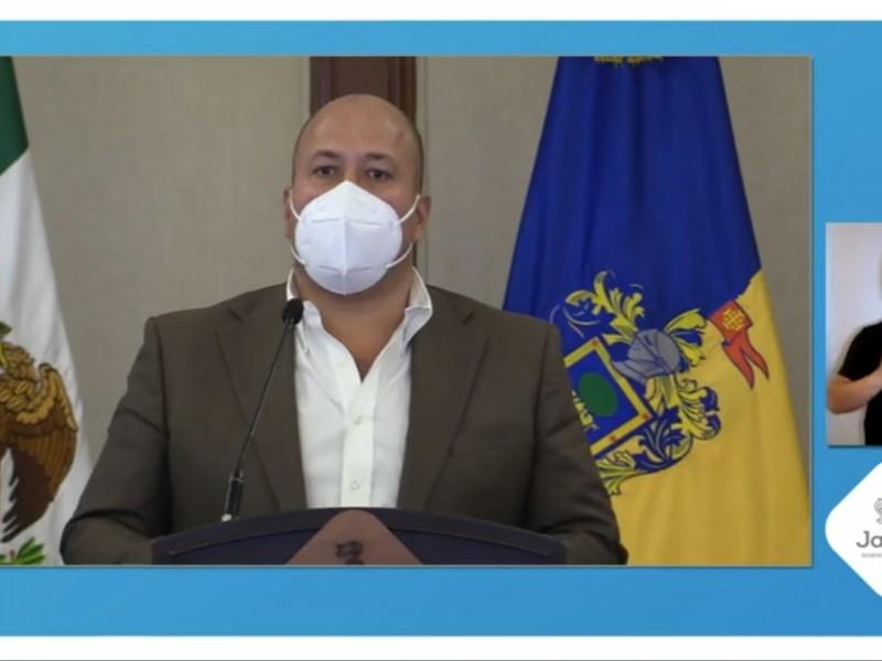 Presentan el Plan Jalisco ante la pandemia 2021