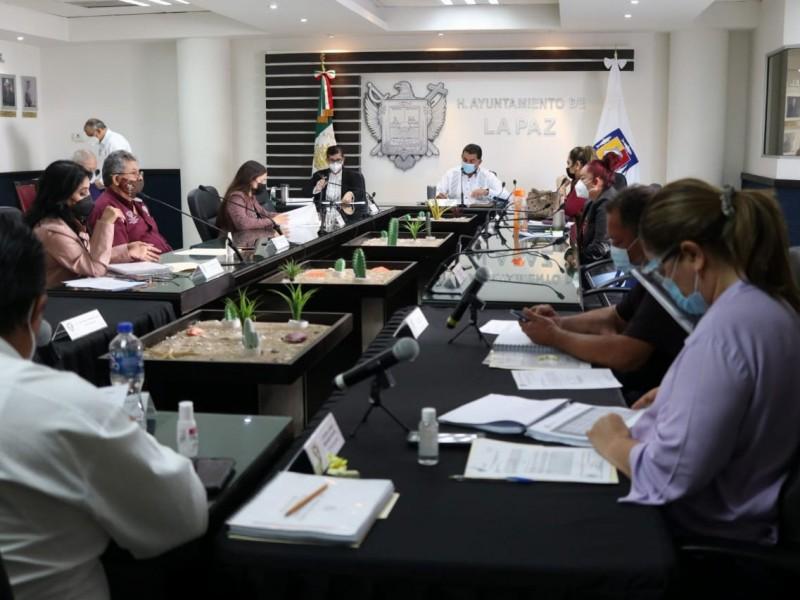 Presentan el presupuesto de ingresos y egresos del ayuntamiento paceño
