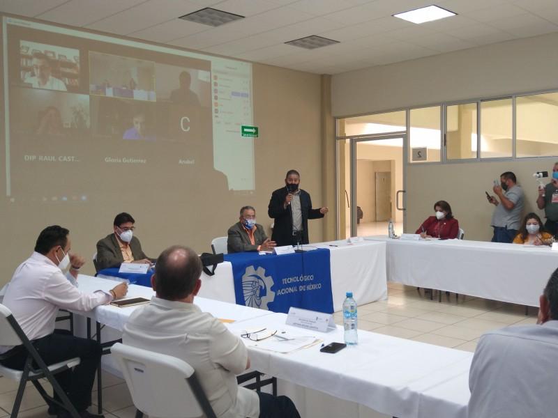 Presentan estudio técnico sobre tarifas eléctricas para Nogales