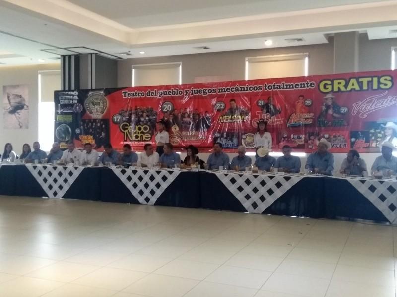 Presentan Expo Feria Ylang Ylang
