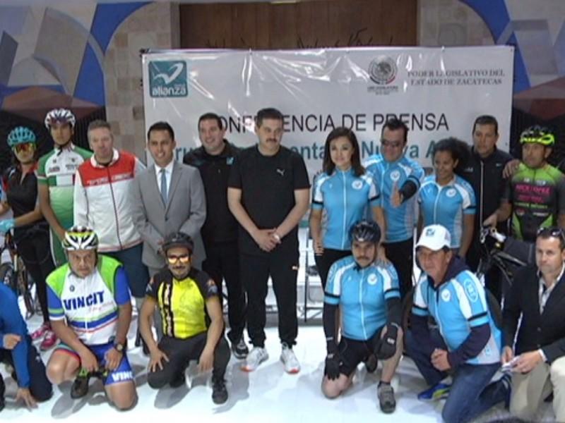 Presentan iniciativa de ley para proteger a ciclistas