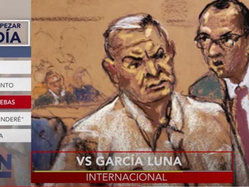 Presentan más pruebas en contra de Genaro García Luna