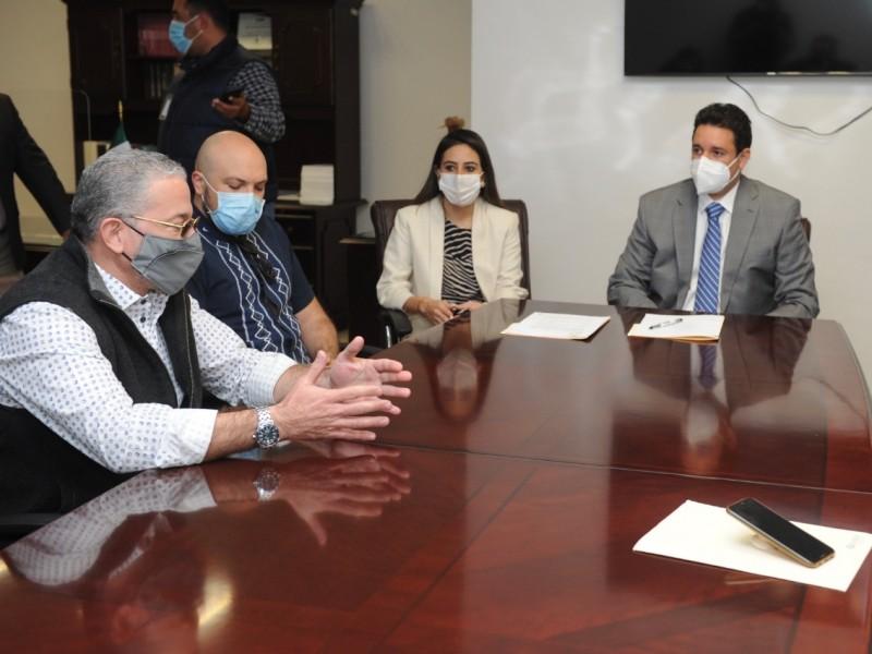 Presentan plan económico para enfrentar la pandemia