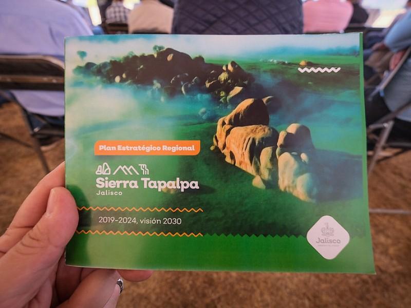 Presentan Plan Estratégico Regional de la Sierra de Tapalpa