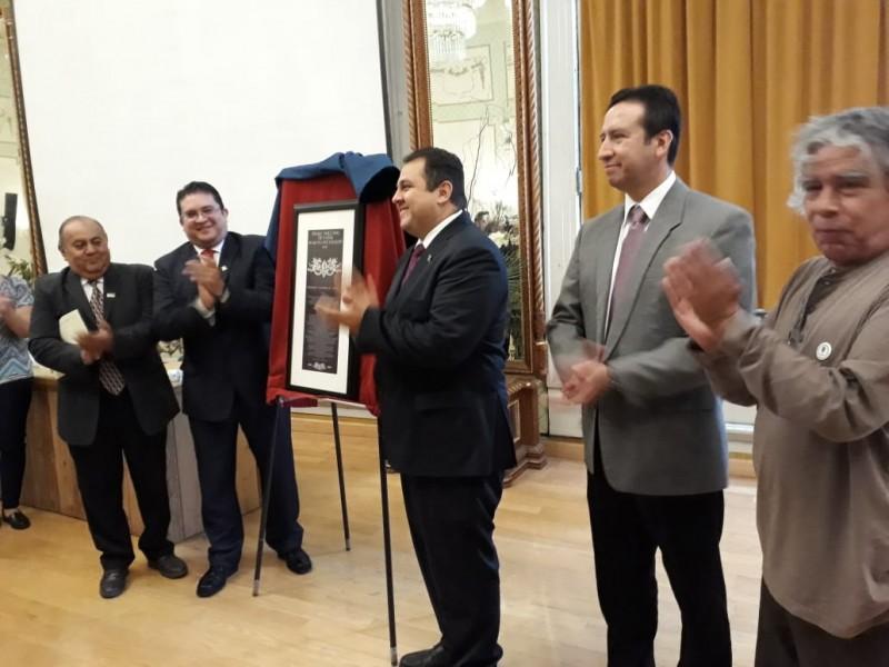 Presentan Premio Nacional Ramón López Velarde
