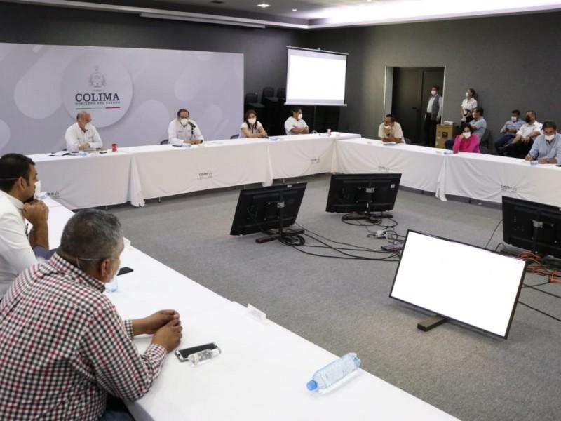 Presentan Programa Alimentario en apoyo a familias afectadas por Covid-19