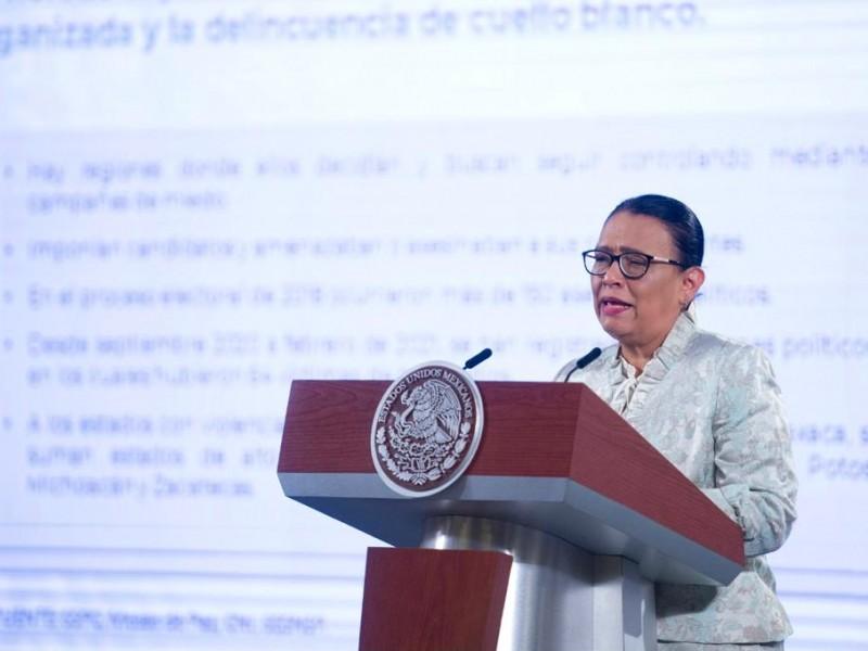 Presentan programa para proteger a candidatos del país