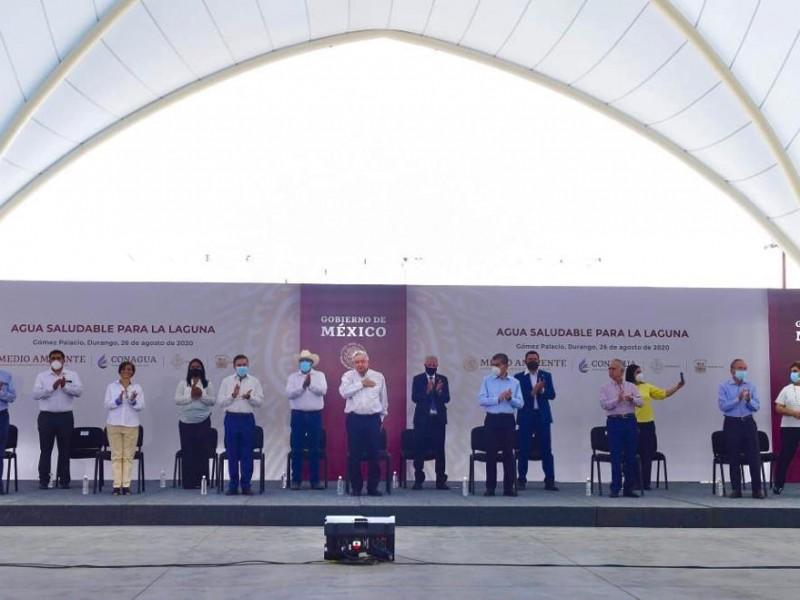 "Presentan proyecto "" Agua Saludable para la Laguna"""