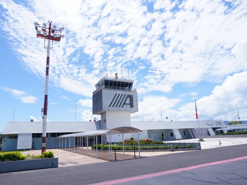 Presentan proyecto de ampliación del aeropuerto de Tepic