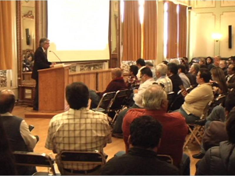 Presentan proyecto para desarrollo integral de Zacatecas