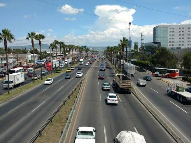 Presentan proyecto para disminuir tráfico pesado