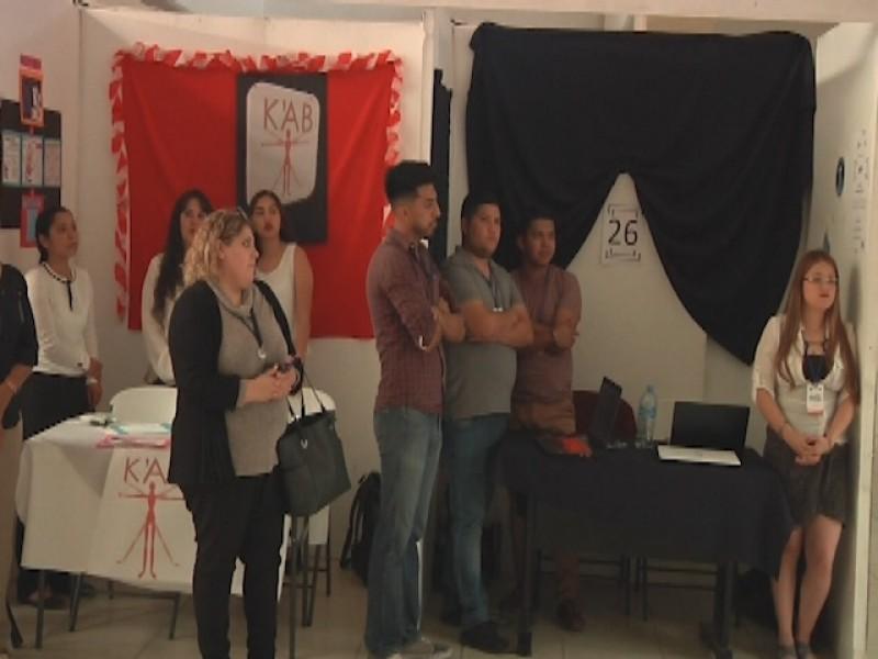 Presentan proyectos tecnológicos en ITN