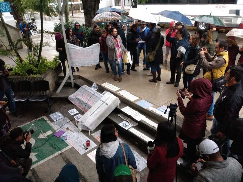 Presentan queja ante CEDHJ por estudio oculto del Río Santiago