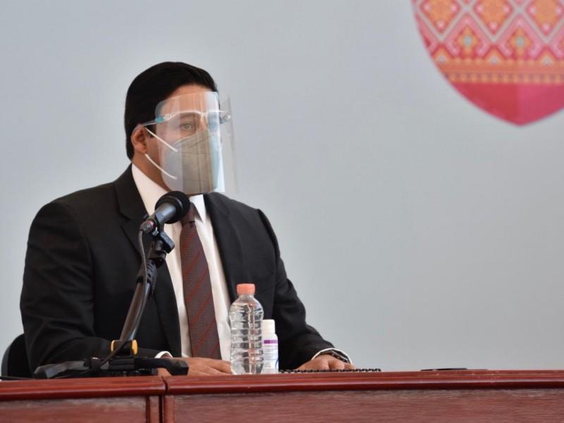 Presentan recortado Paquete Económico 2021 para Zacatecas