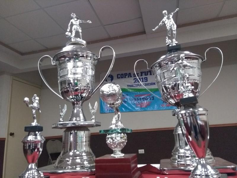 Presentan Torneo de Futbol 'Casa Hogar Santa Eduwiges'