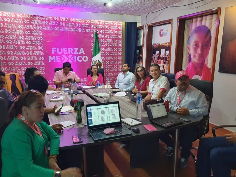 Presentará Fuerza por México impugnaciones tras cancelación de 19 candidaturas