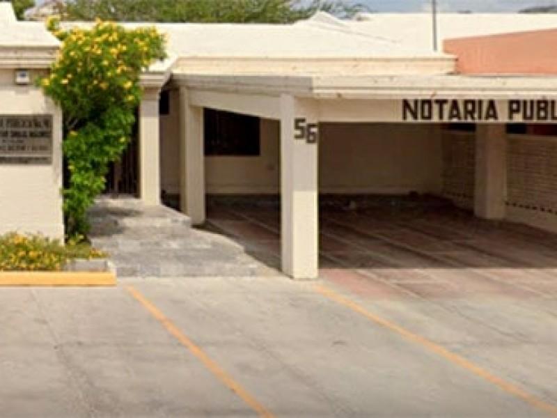Durazo se autolimita en materia de notarías y pensiones vitalicias