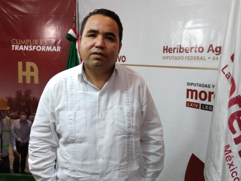 Presentará Heriberto Aguilar informe legislativo este domingo