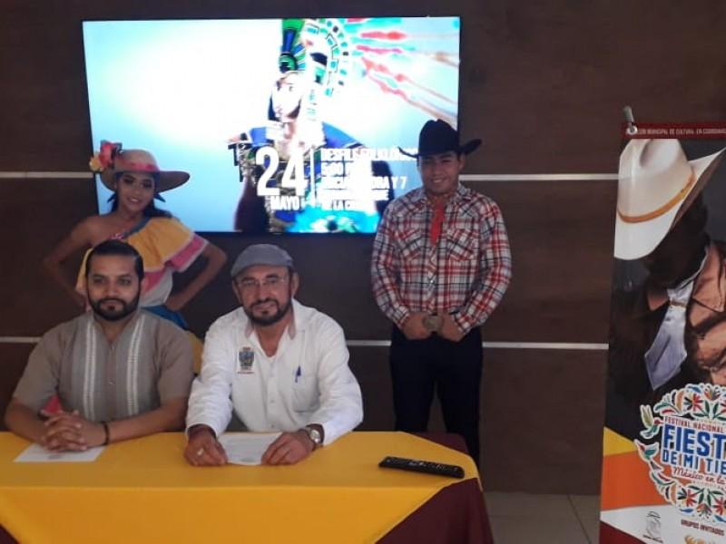Presentarán Festival Nacional de Danza