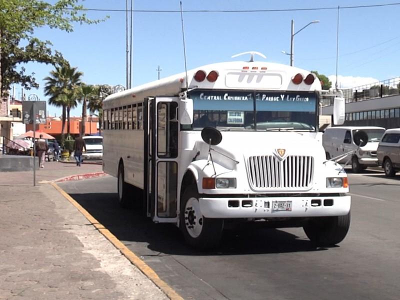 Presentarán Iniciativa para apoyar a estudiantes con transporte público