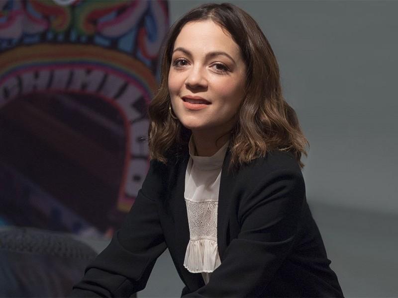 Presente Natalia Lafourcade en inauguración del FICM