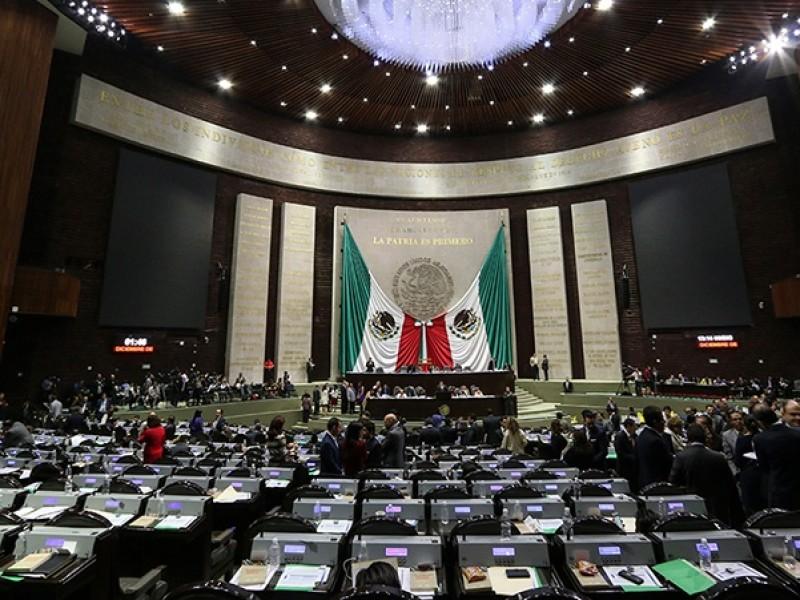 Preside Morena Diputados y Senado en 65 Legislatura