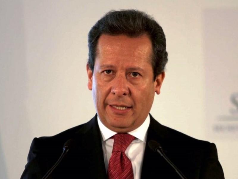 Presidencia confía que TLCAN se firme en administración