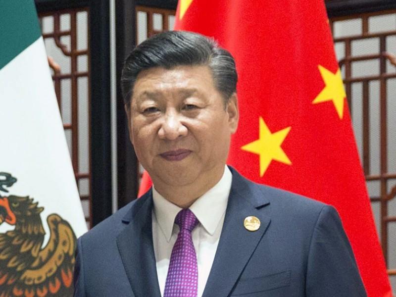 Presidente chino será invitado a toma de posesión