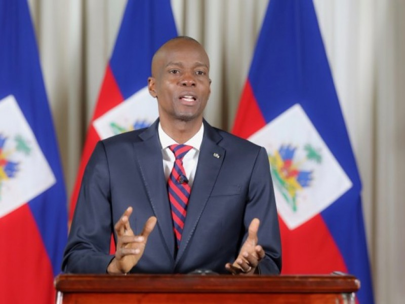 Presidente de Haití denuncia intento frustrado de golpe de Estado