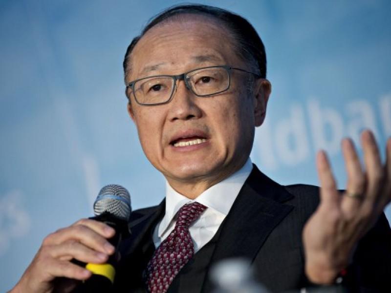 Presidente del Banco Mundial anuncia su renuncia