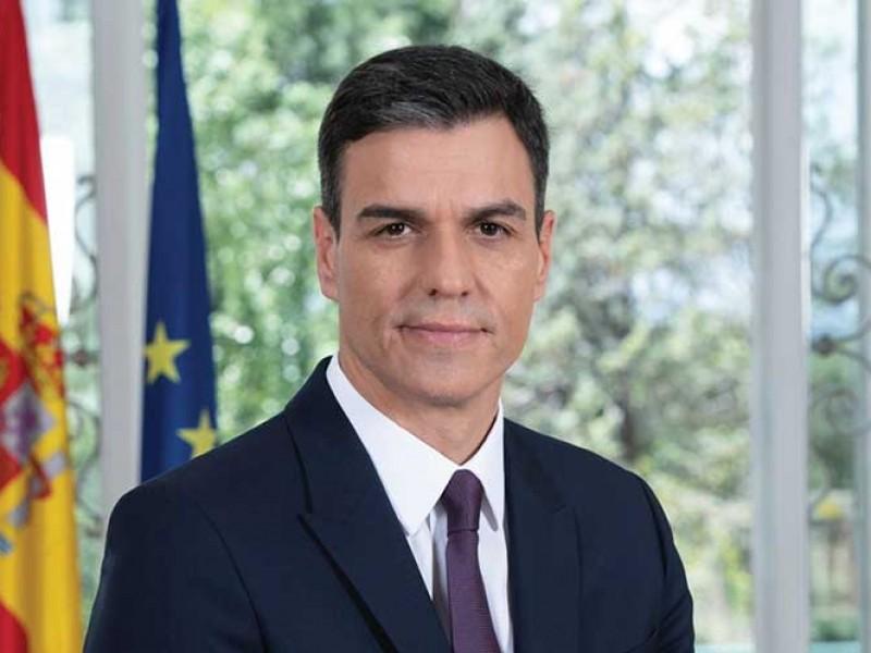 Presidente español inicia visita oficial a México
