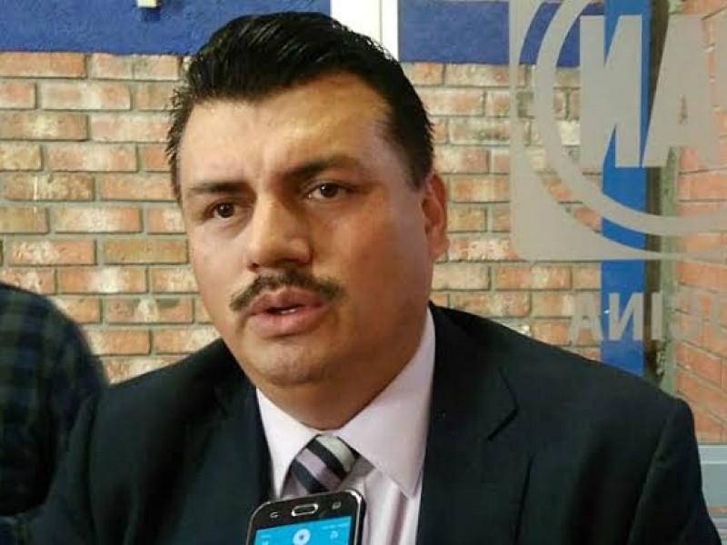 Presidente estatal del PAN acusado de acoso sexual