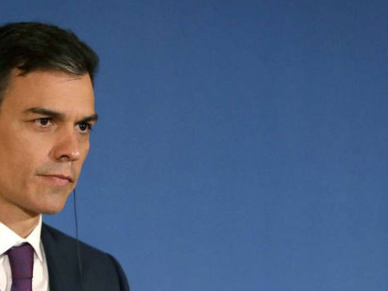Presidente gubernamental español acusa de radicales a opositores