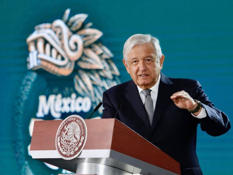 Presidente López Obrador pedirá reapertura de frontera con Kamala Harris