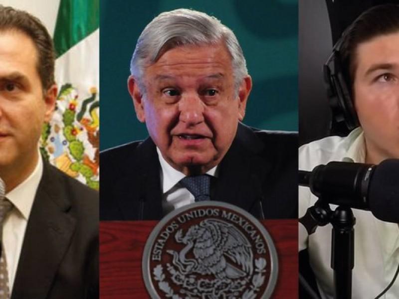 Presidente López Obrador reafirma: apoya investigación de FGR