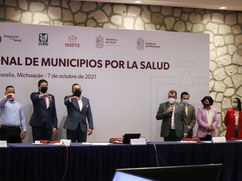Presidentes municipales piden reforzar servicos de salud en las regiones