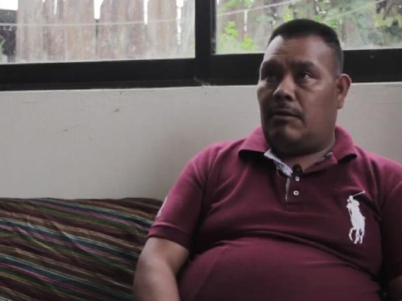 Preso político, liberado luego de 16 años
