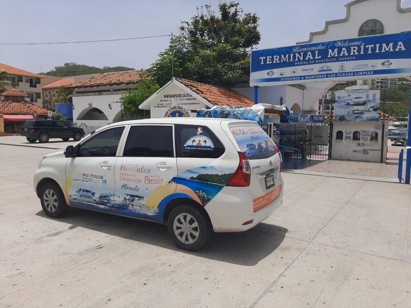 Prestadores de servicios exigen reapertura de actividades turísticas en Huatulco