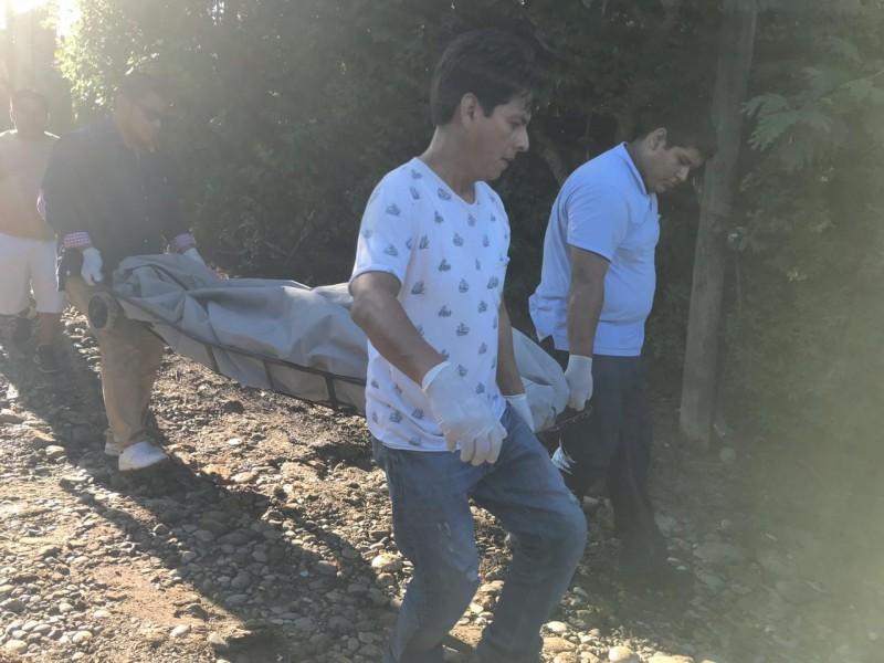Presunto suicidio en Poza Rica