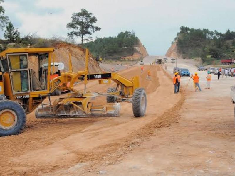 Presupuesto para infraestructura carretera contempla recorte para el 2021
