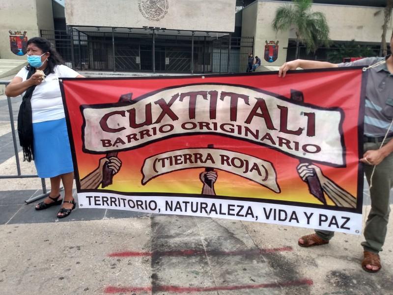 Prevalece ecocidio en la reserva Quenvó Cuxtitali