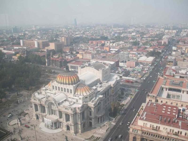 Prevalece mala calidad del aire en la Megalópolis
