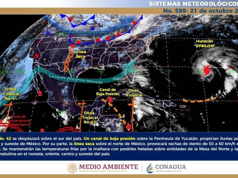 Prevalecen altas temperaturas en el estado sin pronóstico de lluvias