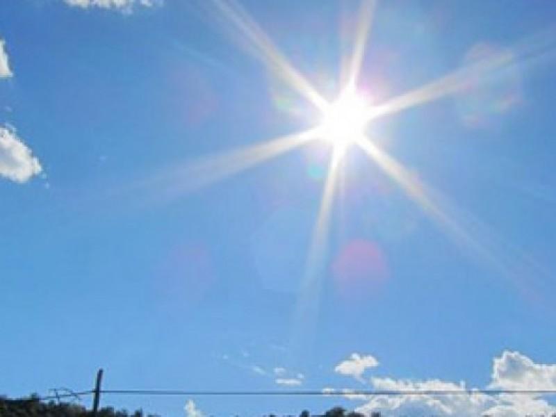 Prevalecen altas temperaturas en Sonora