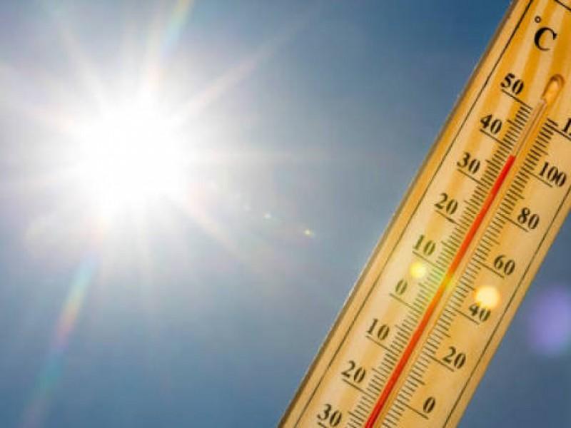 Prevalecerán altas temperaturas en todo el estado
