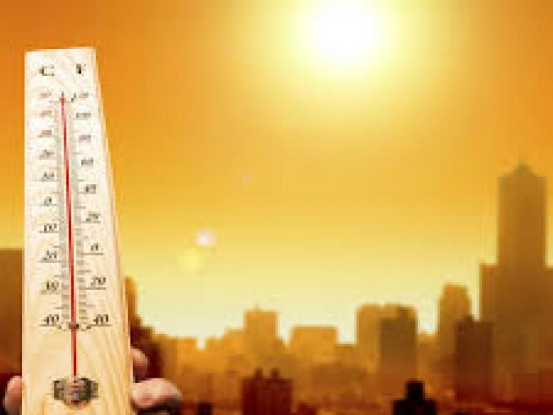 Prevalecerán las temperaturas altas en toda la entidad