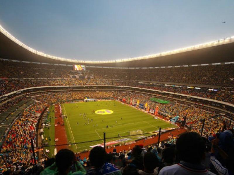 Prevén afectaciones viales por partido en Estadio Azteca
