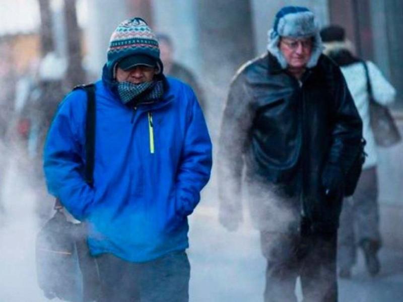 Prevén bajas temperaturas en el país