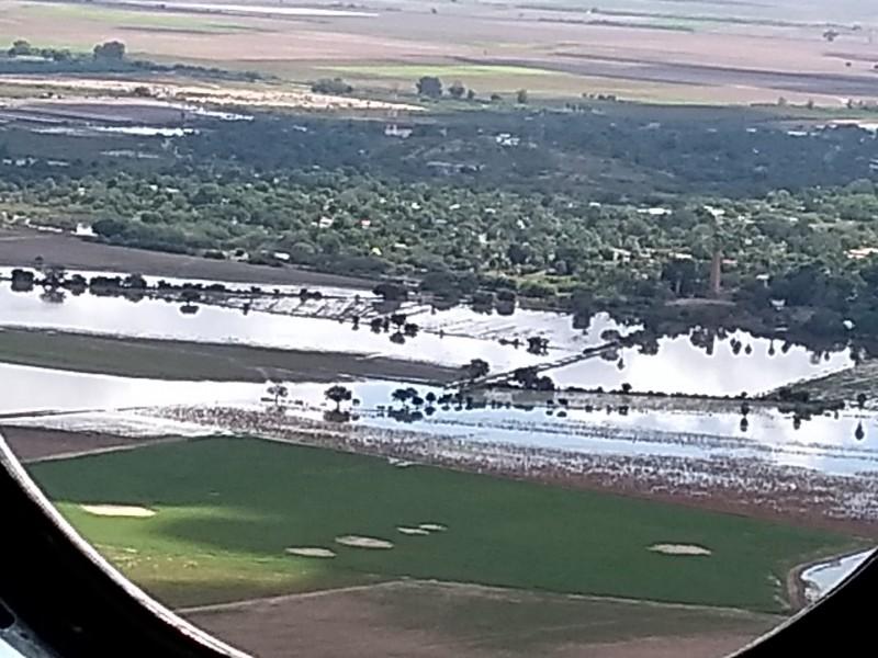 Prevén daños millonarios en infraestructura hidroagrícola