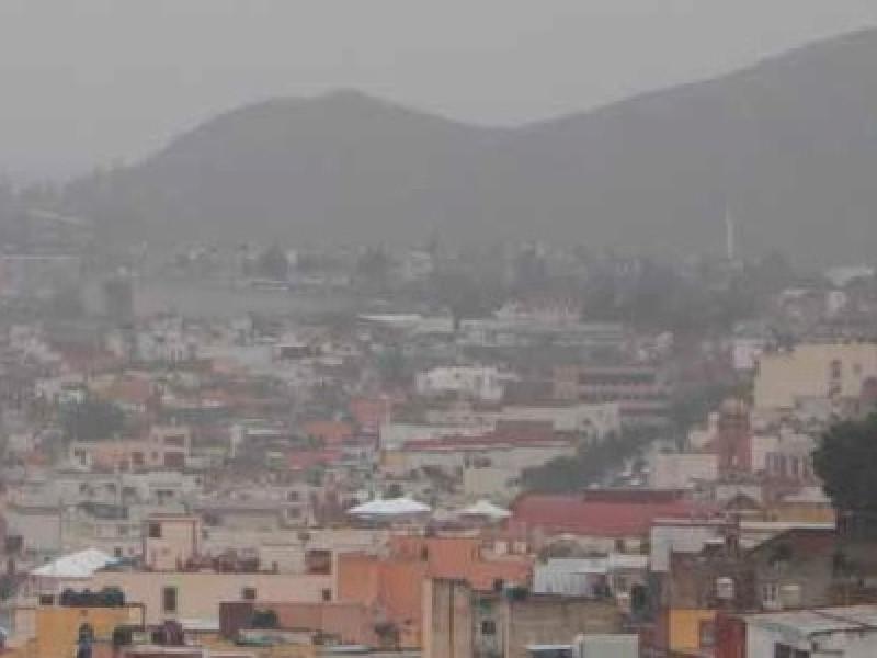 Prevén heladas para Zacatecas